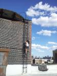 Scaling the walls in LIC