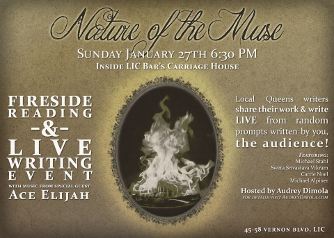 Nature of the Muse Poster - Full